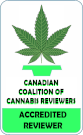 Canadian Coalition of Cannabis Reviewers Accredited Reviewer